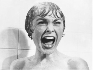 Janet Leigh Shower Psycho