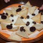 """Gummy Life Saver """"black olives,"""""""