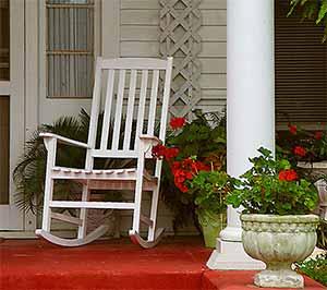 Front Porch Rocker