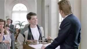 Ferris Bueller Abe Froman