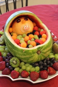 Baby Shower Fruit Salad