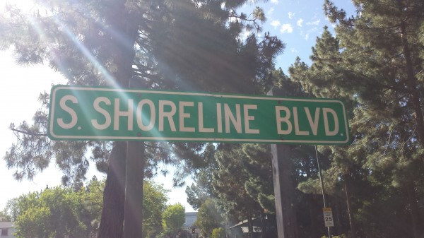 Mountain View - Shoreline Blvd